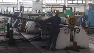 видео производство и монтаж емкостей для предприятий