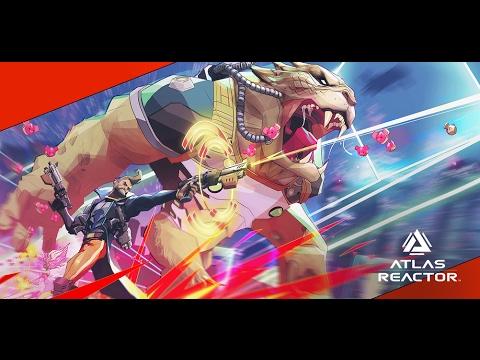 видео: atlas reactor: Вечер игры со зрителями.