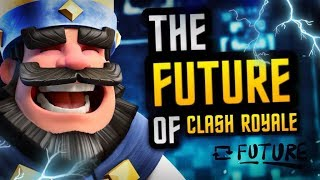 The Future of Clash Royale, June Update & Beyond