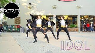 "[KPOP IN PUBLIC CHALLENGE] BTS (방탄소년단) - ""IDOL"" Dance Cover [Stanford XTRM]"