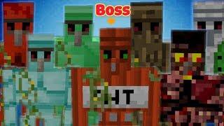 ĐỘI QUÂN GOLEM SIÊU HÙNG MẠNH TRONG MINECRAFT POCKET EDITION | Minecraft PE 1.1.3
