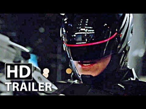 RoboCop - Official Trailer 2014 (Deutsch | German) | HD