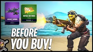 Before You Buy The *NEW* VELOCITY Skin in Fortnite!