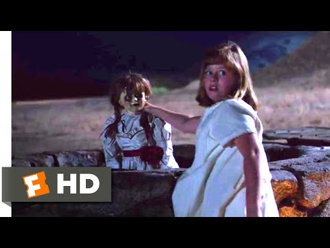Annabelle: Creation (2017) - Dropped in the Well Scene (7/10)   Movieclips