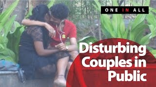 Disturbing Couples In Public Prank | One In All...