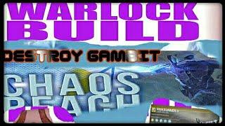 Forsaken  Destiny 2 Gambit Loadout Warlock Arc Destroyer Solo/Fireteam