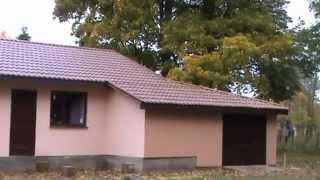 Штукатурка мокрого фасада дома(Показано выполнение штукатурки при обустройстве мокрого фасада дома. Заказывайте работы у профессионалов:..., 2014-12-20T15:58:42.000Z)