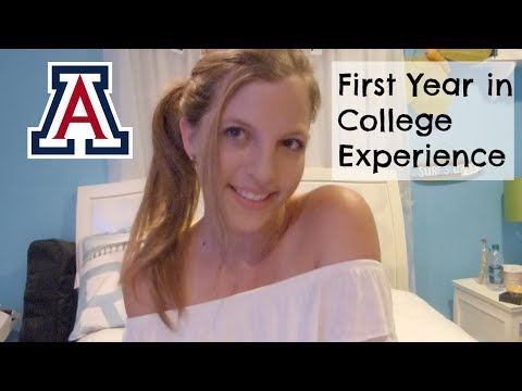 Freshman Year College Experience At The University of Arizona | Stephanie Michelle