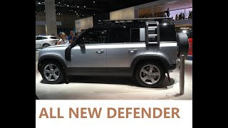 New Land Rover Defender 2020 First Edition Walk Around - First Impressions