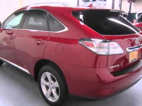 2010 Lexus RX 350 Brookfield WI Milwaukee, WI #P8224