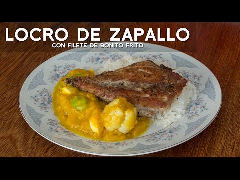 COMO PREPARAR LOCRO DE ZAPALLO FÁCIL Y RÁPIDO   COMIDA PERUANA   ACOMER.PE