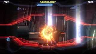 "Halo 4 Master Chief Meets Forerunner Promethean DIDACT In ""Almost Home"" Story Part 6 [no commentary]"