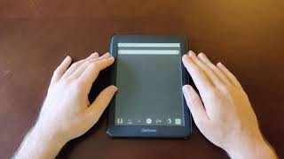 Likebook Mars (Android e-ink Tablet) - Display (Review)