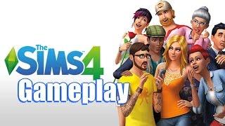 Jumalat taas vauhdissa - The Sims 4 Gameplay /w Callahan