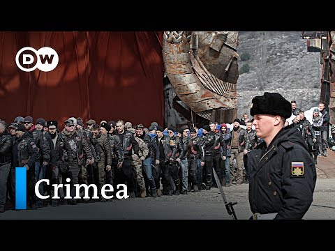 Is Russia behind abductions in Crimea? | DW News