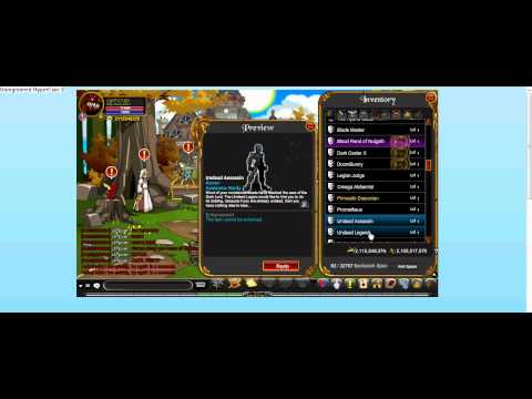 Aqw Private Server  2012 (Hamachi)!!!