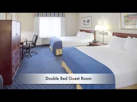 Holiday Inn Express Des Moines at Drake University - Des Moines, Iowa