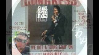 Enzo Oldies Popcorn-JAMES RAY-WE GOT A THING GOIN