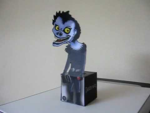 Rare Illusion Paper Puppets Youtube