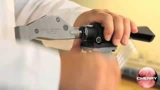 a p tools ltd how to adjust install cherry aerospace rivet gun h753a 456 pulling head