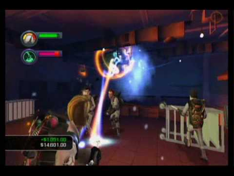 ghostbusters wii game review