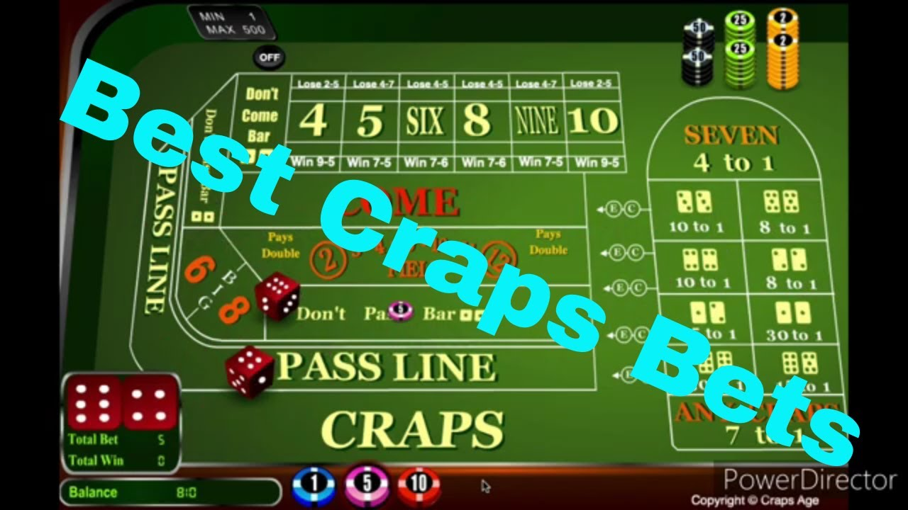 Make Money Playing Craps