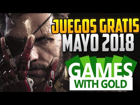 GAMES WITH GOLD: JUEGOS GRATIS CONFIRMADOS XBOX 360 Y ONE MAYO 2018