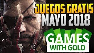 GAMES WITH GOLD: JUEGOS GRATIS CONFIRMADOS XBOX 360 Y ONE MAYO 2018