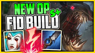 HOW TO ACTUALLY CARRY WITH FIDDLESTICKS! | Fiddlesticks 1v5 Guide + Best Build & Runes For Carrying!