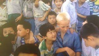 Mit 11 allein in China - Der kleine David im Shaolin Kloster (小老外) - Shaolin Kung Fu DOKU (2019)