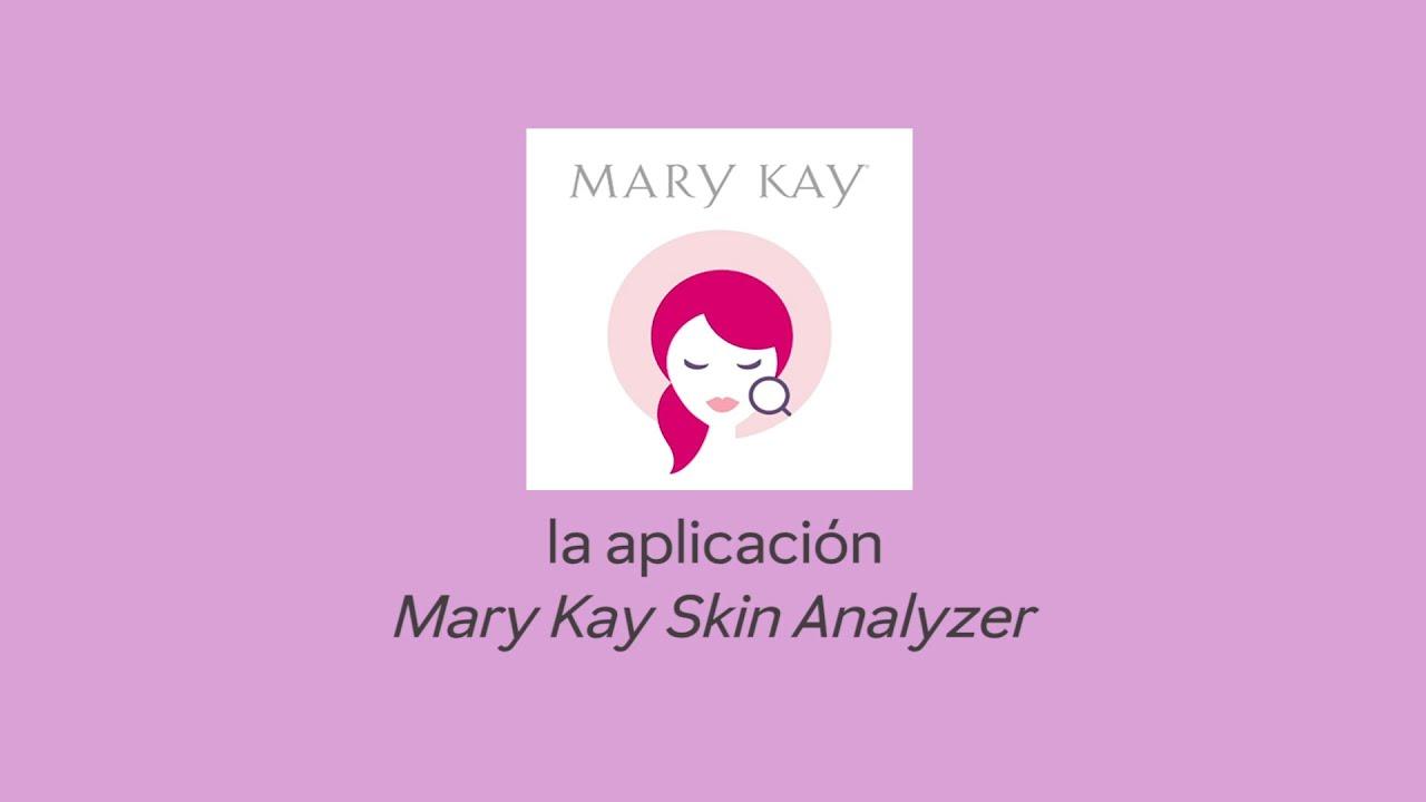 Cómo Usar La Aplicación Mary Kay Skin Analyzer Mary Kay Youtube