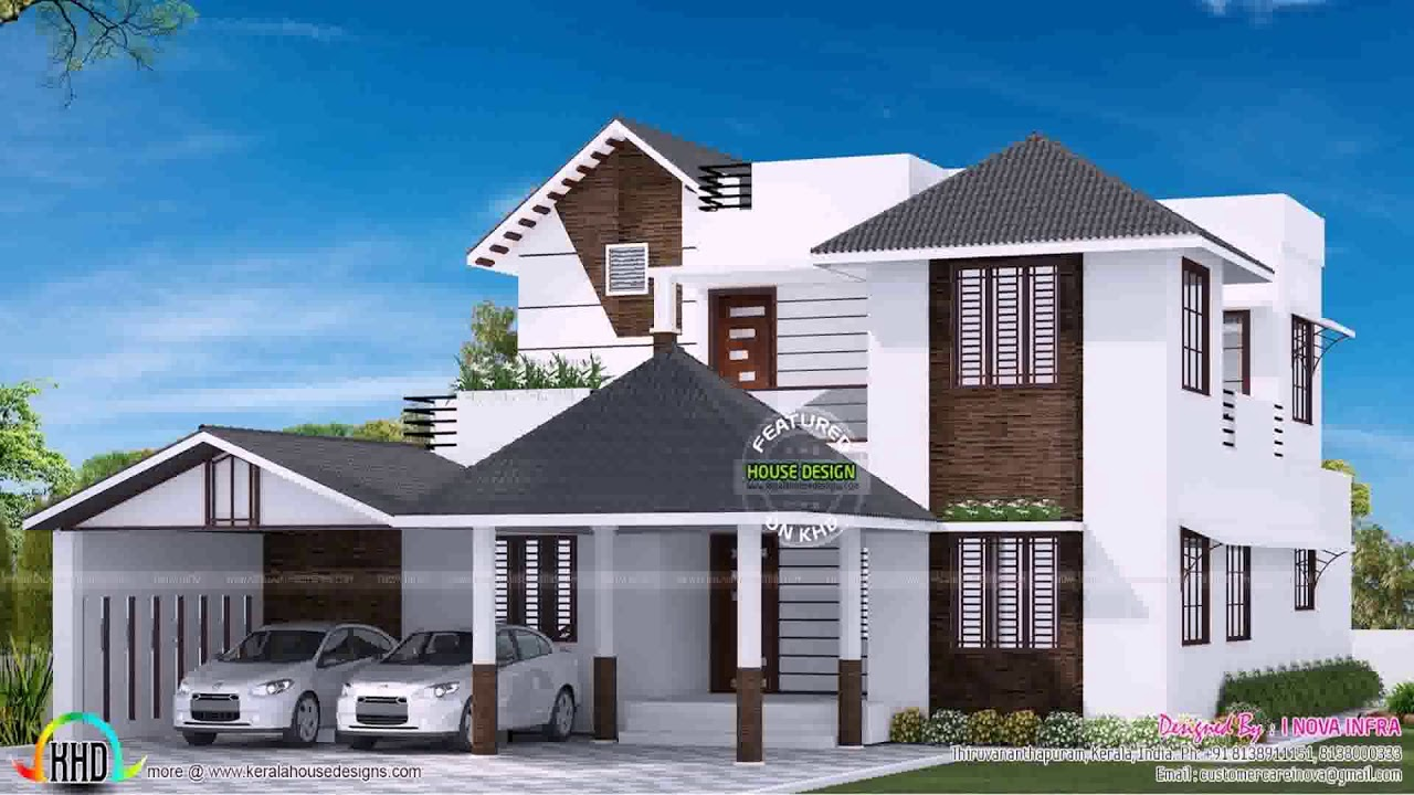 Sloped Roof House Plans In India Gif Maker Daddygif