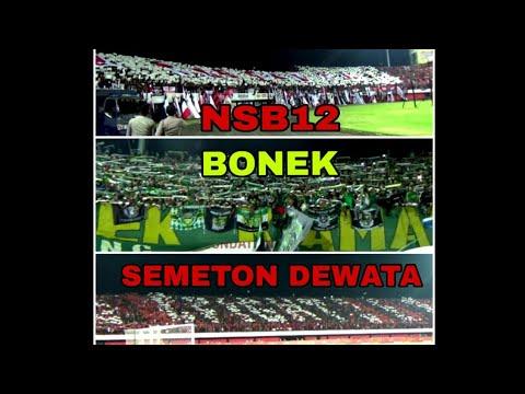Song For Pride Bonek dan Koreo NSB12 - semeton Dewata Membuka Laga Bali Utd vs PSBY | Stadion Dipta
