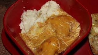 Easy & Delicious Biscuit Chicken And Dumplings (slow Cooker)