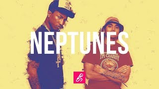 Pharrell / The Neptunes - Planet Neptunes (Unreleased Instrumental Tape)
