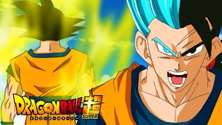 Dragon Ball Super SS - The Movie PART 2 (Mato The New Saiyan Of Universe 7)