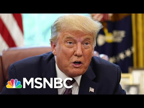 Wallace: 'We Have Never Covered Anyone With No Shame' Until Trump | Deadline | MSNBC