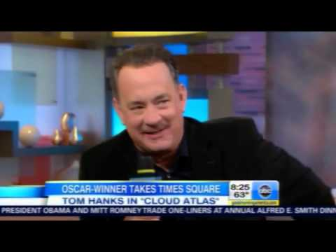 Tom Hanks Says F Word Live On Good Morning America