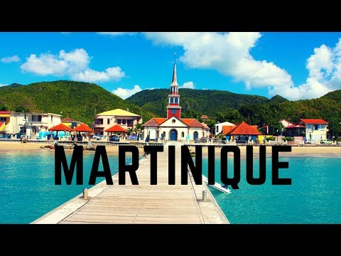 TOUR OF MARTINIQUE (part1) |V82|
