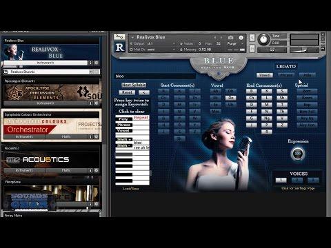 Review: Realitone Realivox Blue Solo Female Vocalist - SoundsAndGear.com