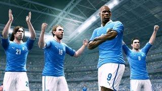 Pro Evolution Soccer 2014 Trailer