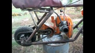 Мопед из бензопилы(Moped from chainsaw)(, 2012-10-20T20:16:51.000Z)