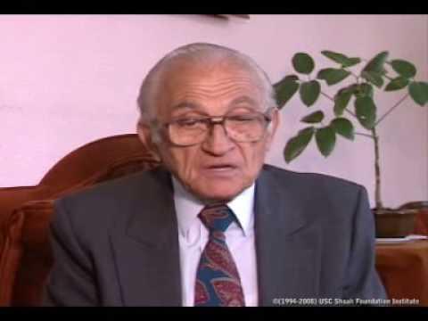 La selección en Auschwitz - Salvador Gilbert