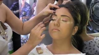 XV años maquillaje y peinado Alejandra; Elvia Franco