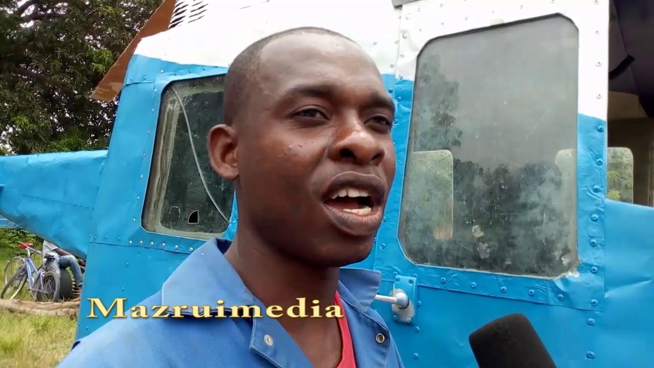 Download Herikopta ilioundwa Zanzibar