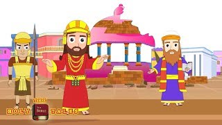 Book Of NehemiahI Old Testament Stories| Animated Children's Bible Stories| Holy Tales Bible Stories