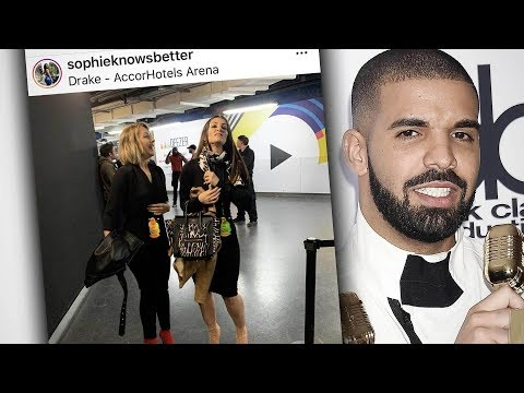 Drake's Baby Mama Shows Up to His Paris Concert, Given VIP Treatment Mp3