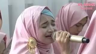 Sholawat Merdu Kakaknya Cantik Cuyyy
