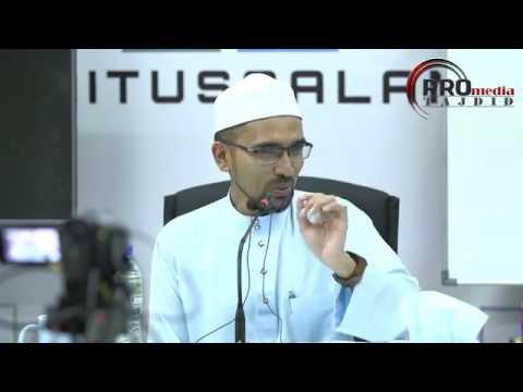 Doa Sayyidul istighfar (Penghulu Istighfar) - Dr Rozaimi