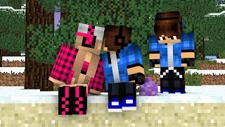 Cute girl life 4 - Minecraft animations